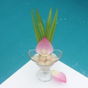 Cách chế biến các món ăn từ hạt sen và long nhãn